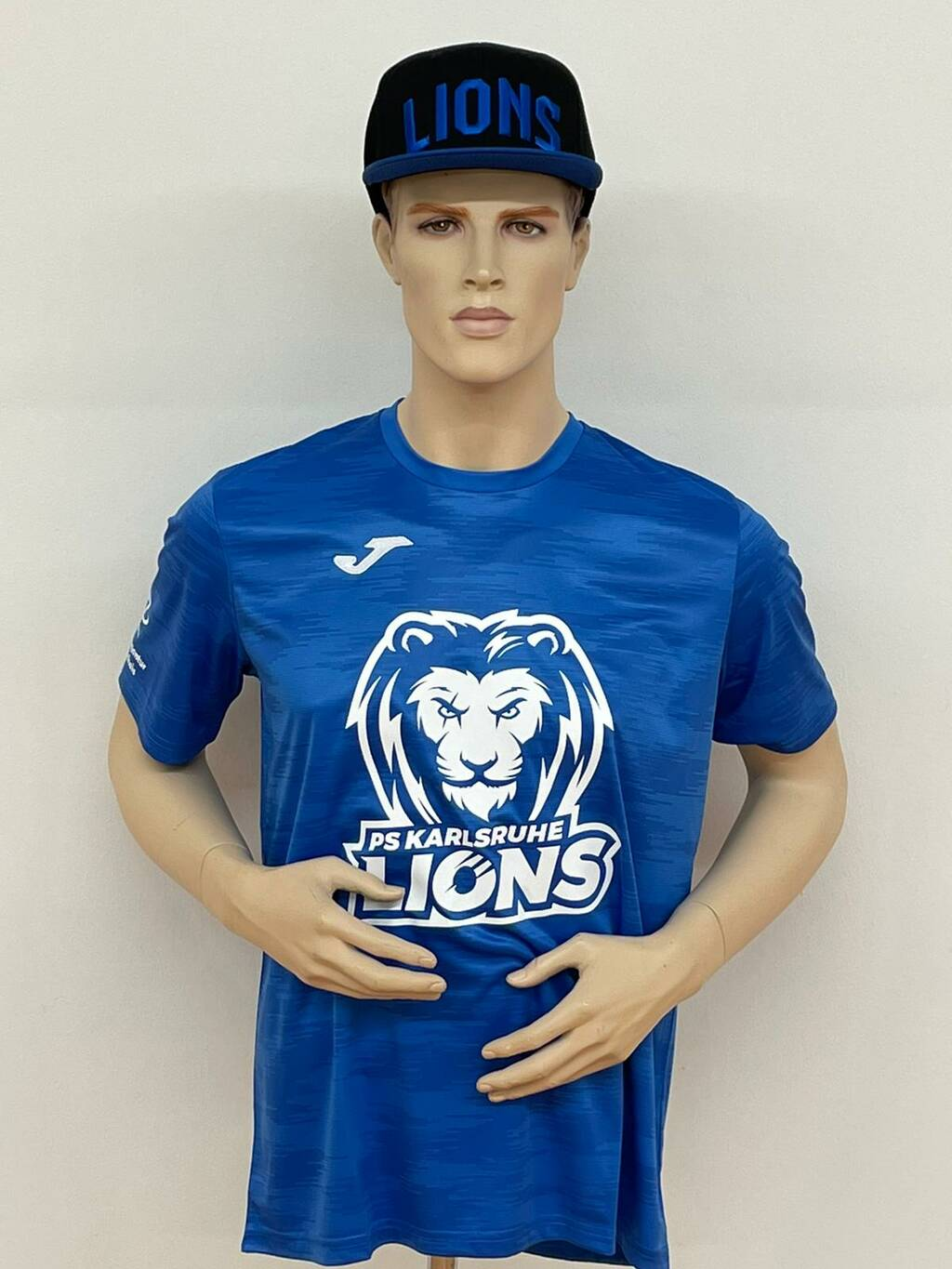 WARM UP SHIRT LIONS - PS Karlsruhe Lions Fan Shop