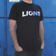 Premium Curved Shirt - PS Karlsruhe Lions Fan Shop