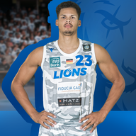 LIMITED EDITION - Custom Trikot Home - PS Karlsruhe Lions Fan Shop