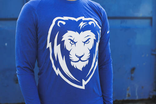 Nike Warm-Up Hoodie Kids - PS Karlsruhe Lions Fan Shop